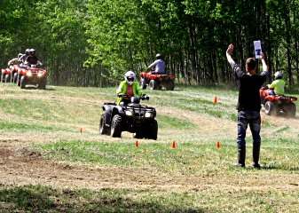 ATV Rider Safety Training course