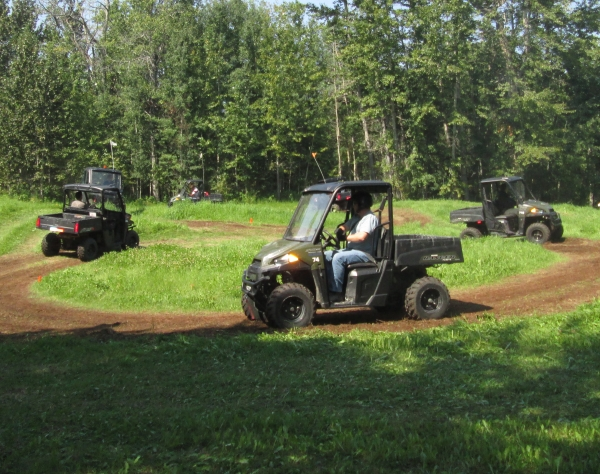 UTV Safety Training course- Argo, Side by side and quad rentals