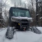 Tracked Side by side rentals Whitecourt 2