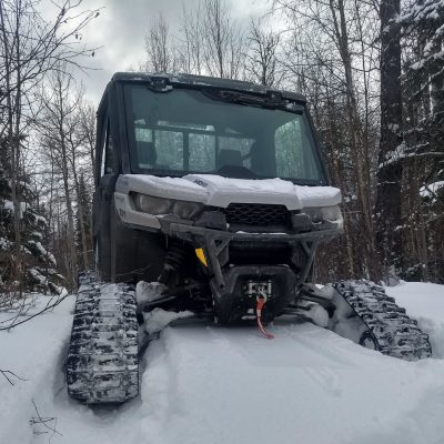 Tracked Side by side rentals